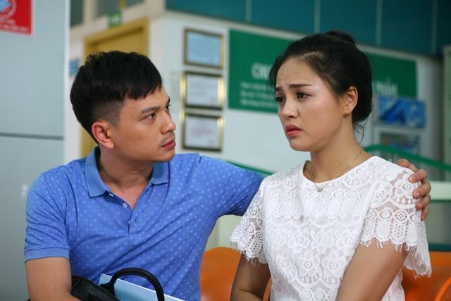 Bản thân Thu Quỳnh cũng cảm thấy không chịu nổi với nhân vật con dâu tai quái mà cô đảm nhận.