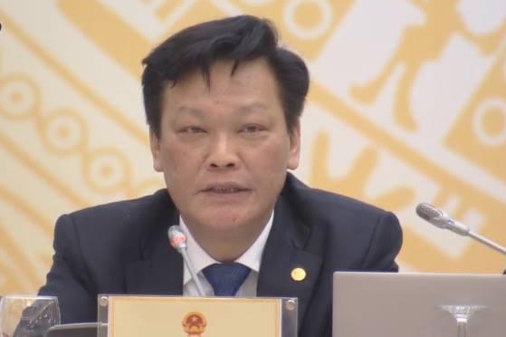 Thứ trưởng Bộ Nội vụ Nguyễn Duy Thăng trả lời về tình trạng bổ nhiệm người nhà, người thân ở nhiều địa phương.