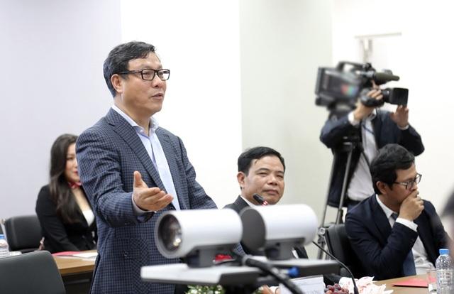 Thứ trưởng Bộ KH&ĐT Đặng Huy Đông: Bộ KHĐT là cơ quan đưa ra chính sách về PPP, nhưng các doanh nghiệp có cách chạy dự án để bỏ đấu thầu (ảnh: Hồng Minh).