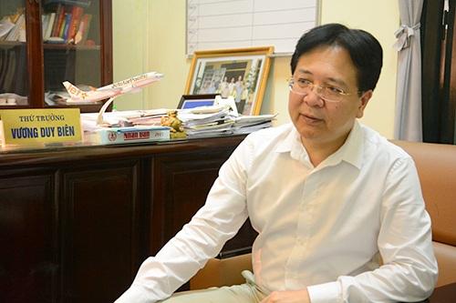 Thứ trưởng Vương Duy Biên sẽ tiến hành rà soát lại các văn bản quy phạm pháp luật chưa phù hợp với thực tiễn đời sống để đề xuất điều chỉnh. Ảnh: TL.