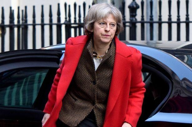 Thủ tướng Anh Theresa May. (Ảnh: Reuters)