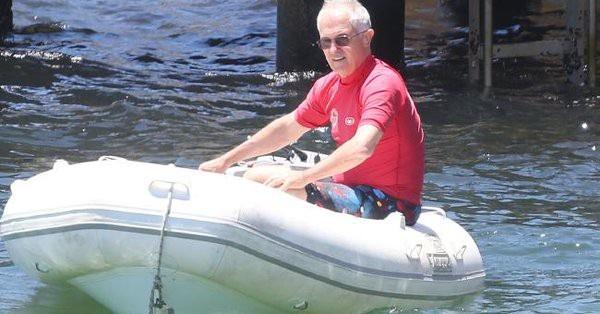 Thủ tướng Australia Malcolm Turnbull. (Ảnh: The Australian)