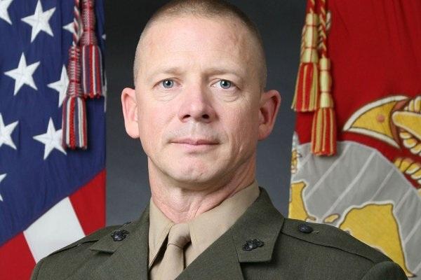 Thượng sĩ Timonthy J. Rudd. (Ảnh: US Marines)