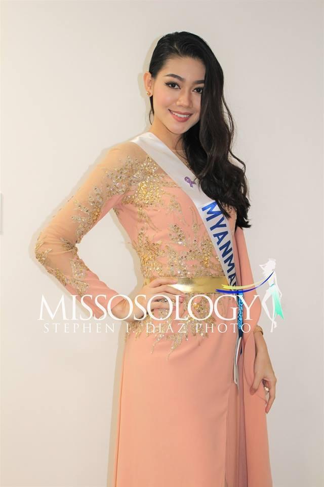 Thùy Dung đọ sắc cùng dàn thí sinh Hoa hậu Quốc tế 2017 - 31