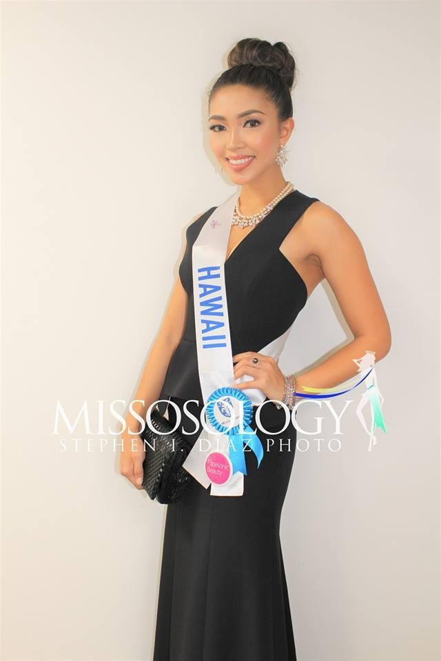 Thùy Dung đọ sắc cùng dàn thí sinh Hoa hậu Quốc tế 2017 - 34