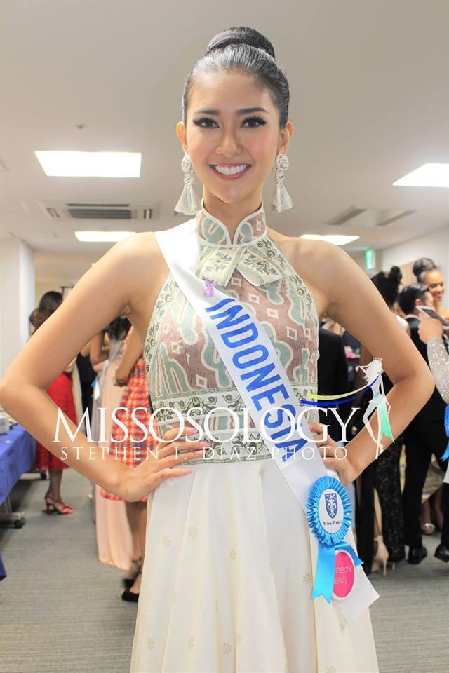 Thùy Dung đọ sắc cùng dàn thí sinh Hoa hậu Quốc tế 2017 - 47