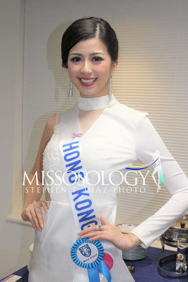 Thùy Dung đọ sắc cùng dàn thí sinh Hoa hậu Quốc tế 2017 - 21