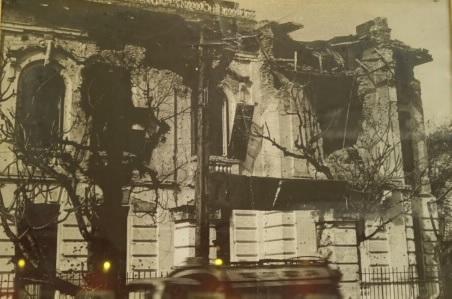 Hình ảnh Ty Ngân khố Thừa Thiên năm 1968 (nay là NHNN chi nhánh tỉnh Thừa Thiên Huế)