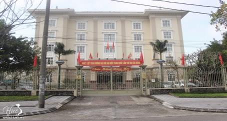 Hình ảnh NHNN chi nhánh tỉnh Thừa Thiên Huế hiện nay (Nguồn: HueS.vn)