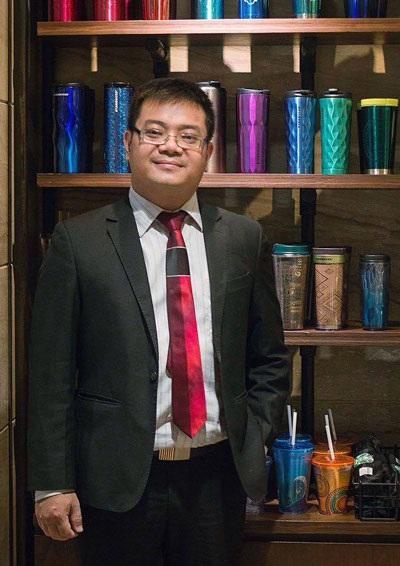 Tiến sĩ Vũ Việt Anh, chuyên gia giáo dục, Giám đốc Học viện Thành Công.