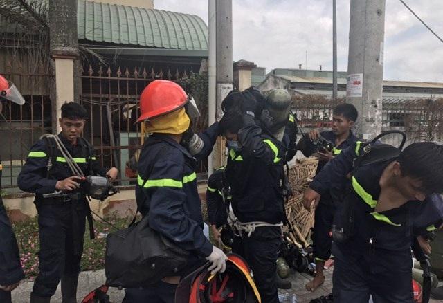 3 tỉnh lân cận điều lực lượng sang Cần Thơ hỗ trợ dập lửa - 23