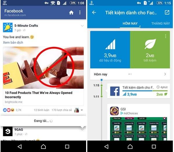 """Những cách giúp tiết kiệm 3G/4G trên smartphone để tránh """"viêm màng túi"""" - 3"""