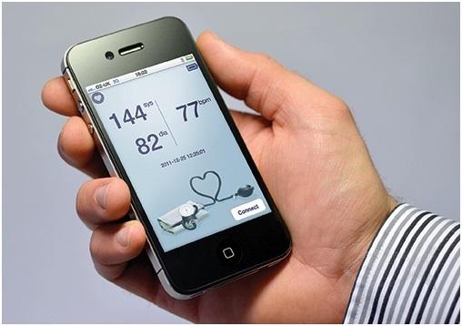 Ứng dụng mới trên điện thoại thông minh để đo đường huyết - 1