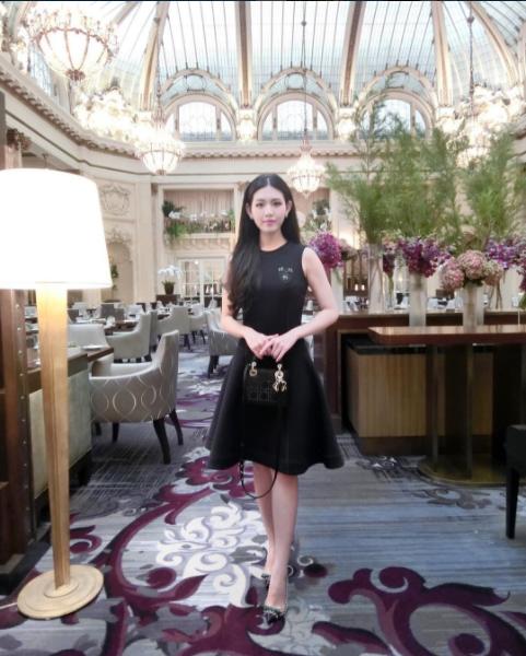 Cuộc sống sang chảnh của tiểu thư nổi danh Instagram Hội con nhà giàu Việt - 13