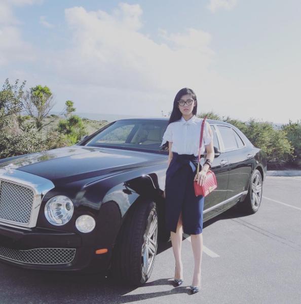 Cuộc sống sang chảnh của tiểu thư nổi danh Instagram Hội con nhà giàu Việt - 6