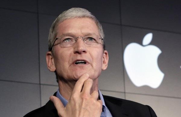 """Lần đầu tiên trong """"triều đại Tim Cook"""", doanh thu trong một năm của Apple đã không đạt được mục tiêu đề ra"""