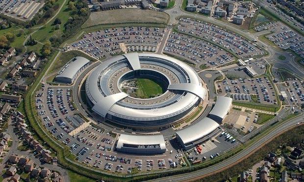 Trụ sở Cơ quan Thông tin chính phủ Anh. (Ảnh: GCHQ)