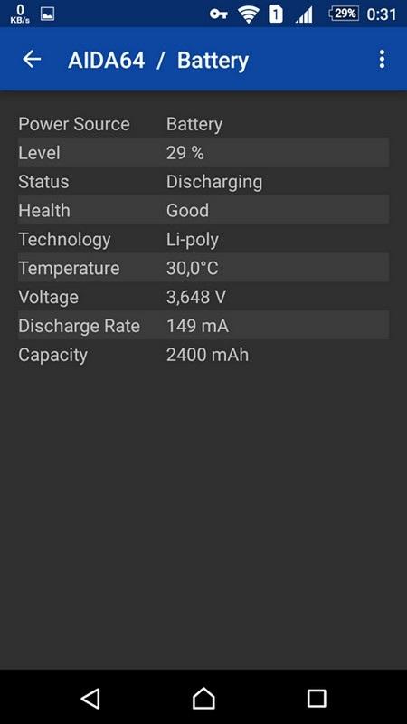Kiểm tra tình trạng và quản lý nhiệt độ của pin trên smartphone - 2