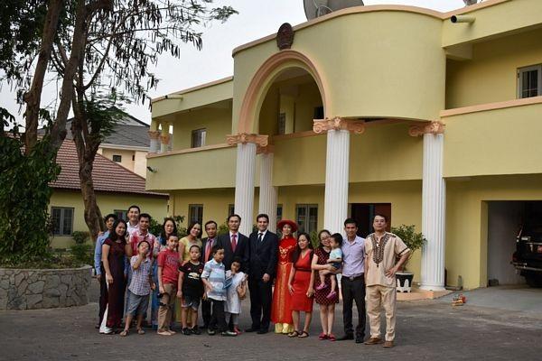 Đón Tết cổ truyền Việt Nam tại Nigeria - 3