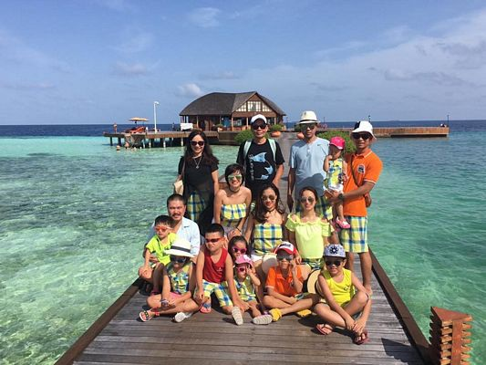 """""""Du hí"""" thiên đường biển đảo Maldives: Khi giấc mơ trong tầm tay (Kỳ 1) - 10"""