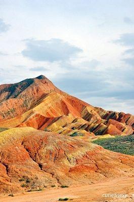 """""""Phượt"""" Cam Túc: Thám hiểm canyons, cưỡi lạc đà, camping trên sa mạc… - 2"""