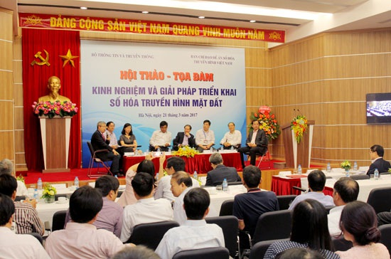 Nhiều tỉnh Nam Bộ muốn sớm triển khai số hóa truyền hình - 2