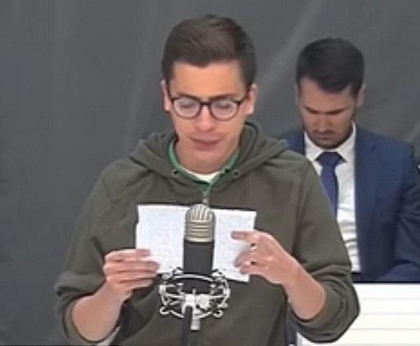 """Diego Cruz Alonso xuất hiện tại tòa trước khi được trả tự do vì """"không thích thú"""" với hành vi cưỡng hiếp của mình"""