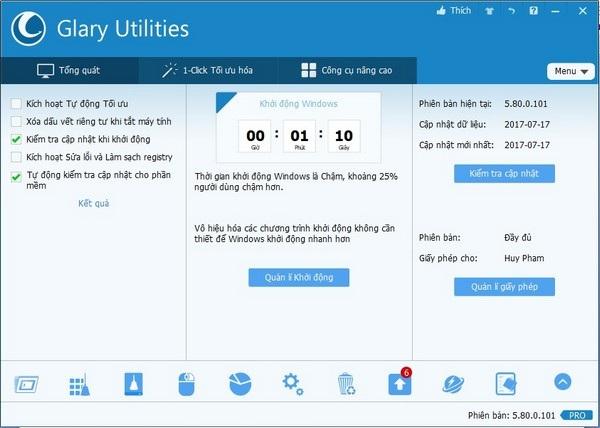 Phần mềm chuyên nghiệp giúp Windows hoạt động mượt mà cùng nhiều tính năng hữu ích - 4