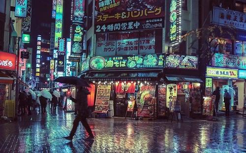 """Thói quen """"trả lại của rơi"""" và sự nổi tiếng của người Tokyo - 1"""