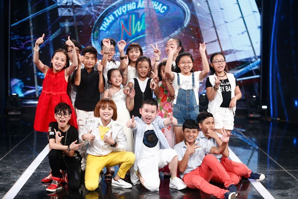 Top 15 thí sinh được đi tiếp vào vòng trong, cùng thể hiện ở Vòng Studio tập tiếp theo.