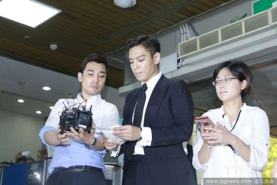 T.O.P xuất hiện tại tòa vào ngày hôm qua 29/6.