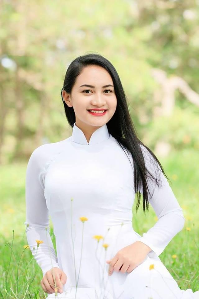 Thí sinh Hoa khôi Sinh viên là đại biểu ĐH Đoàn toàn quốc XI - 7