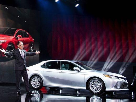 Toyota dự báo doanh thu tiếp tục giảm - 1