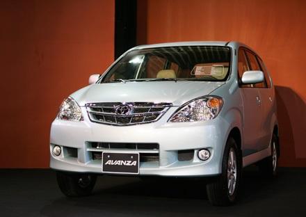 Toyota Avanza xuất hiện tại Việt Nam năm 2009 nhưng không được đón nhận nồng nhiệt