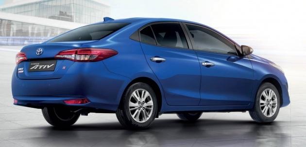 Toyota Yaris Ativ chính thức ra mắt - 5