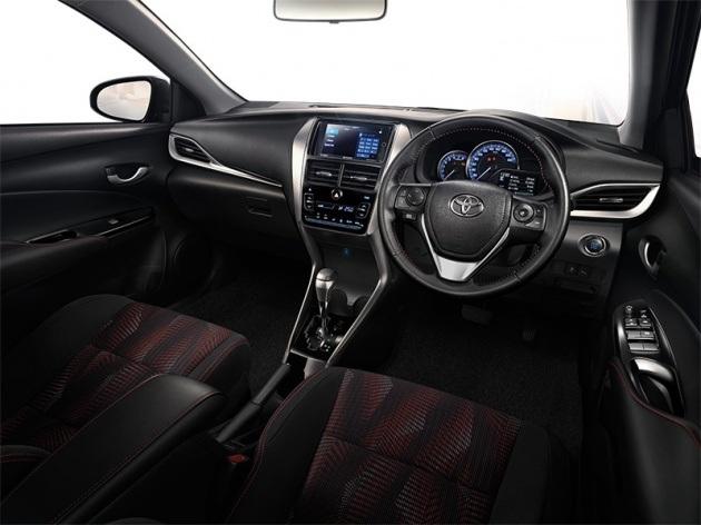 Toyota Yaris Ativ chính thức ra mắt - 6