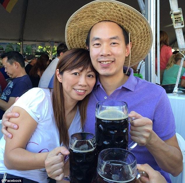 Cặp vợ chồng gốc Á mua con đường ở San Francisco. (Ảnh: Facebook/Dailymail)