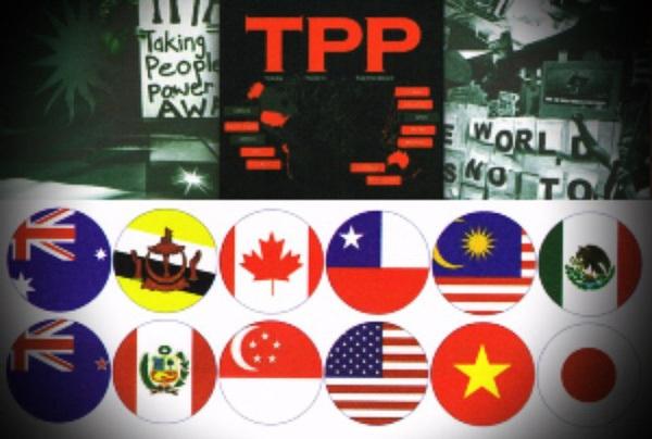 TPP ban đầu dự kiến gồm 12 quốc gia thành viên (Ảnh minh họa)