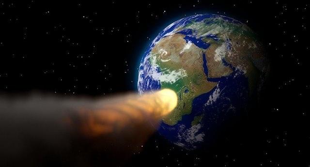 Một tiểu hành tinh khi đâm xuống Trái Đất sẽ gây ra những hậu quả thảm khốc