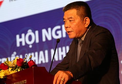 Ông Trần Bắc Hà lần thứ hai dính tin đồn bị bắt.