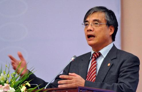 TS Trần Đình Thiên, Viện trưởng Viện Kinh tế Việt Nam