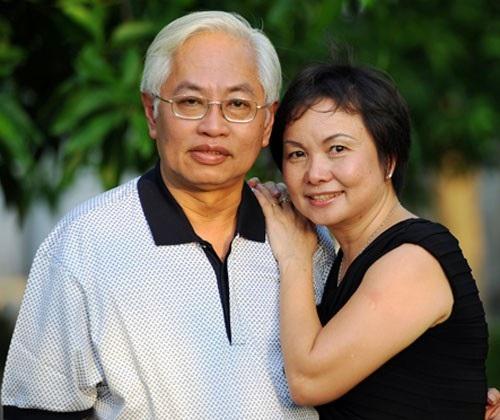 Gia đình bà Cao Thị Ngọc Dung, một gia đình từng được coi là đại gia kim tiền.