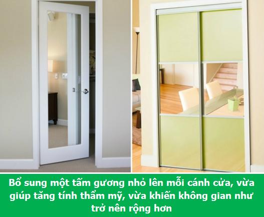 """Những mẹo trang trí nhà cửa đơn giản nhưng vẫn """"đẹp miễn chê"""" - 2"""