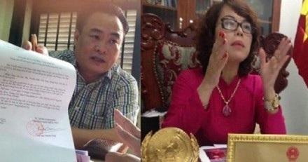 Trần Đức Trung và Lê Thị Hằng bị điều tra về hành vi lừa đảo chiếm đoạt tài sả qua chương trình tự thiện trái tim Việt Nam...
