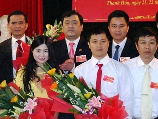 Bà Trần Vũ Quỳnh Anh đã được ưu ái, nâng đỡ không trong sáng