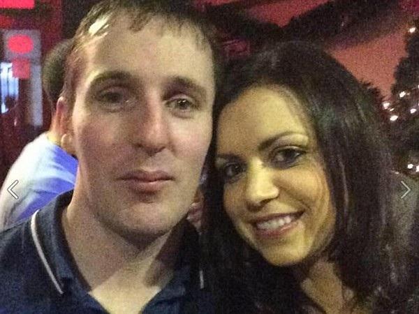 Paul Fogarty và vợ - Louise