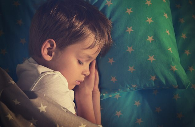Tại sao giấc ngủ lại quan trọng với trẻ? - 1