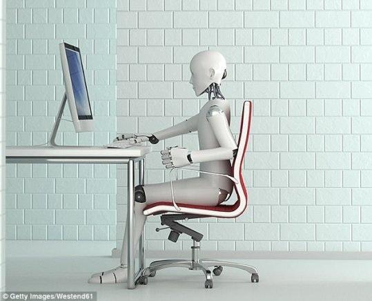 Trí tuệ nhân tạo, máy móc sẽ sớm thay thế con người.
