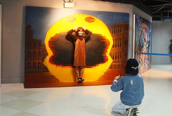 Triển lãm được tổ chức với mong muốn mang đến những trải nghiệm thú vị trong thế giới ảo đến với con người Việt Nam.