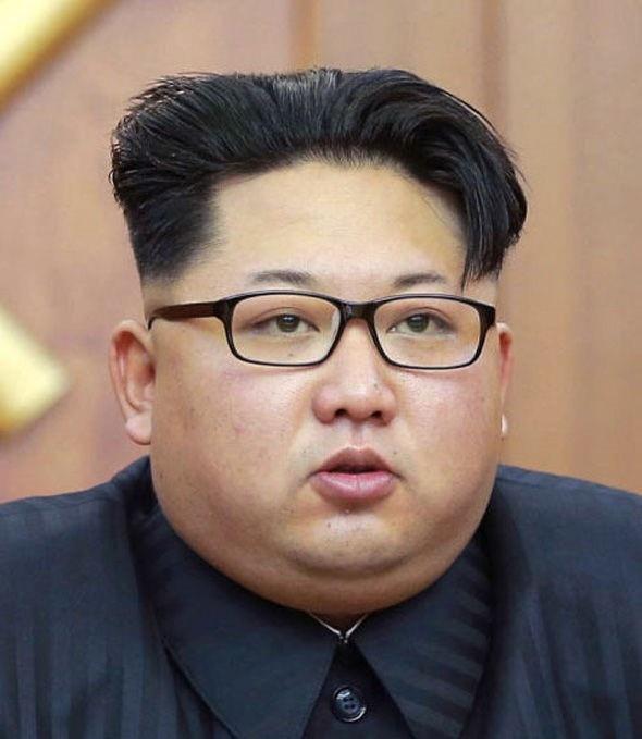 Kim Jong Un đang đe dọa về chiến tranh hạt nhân.